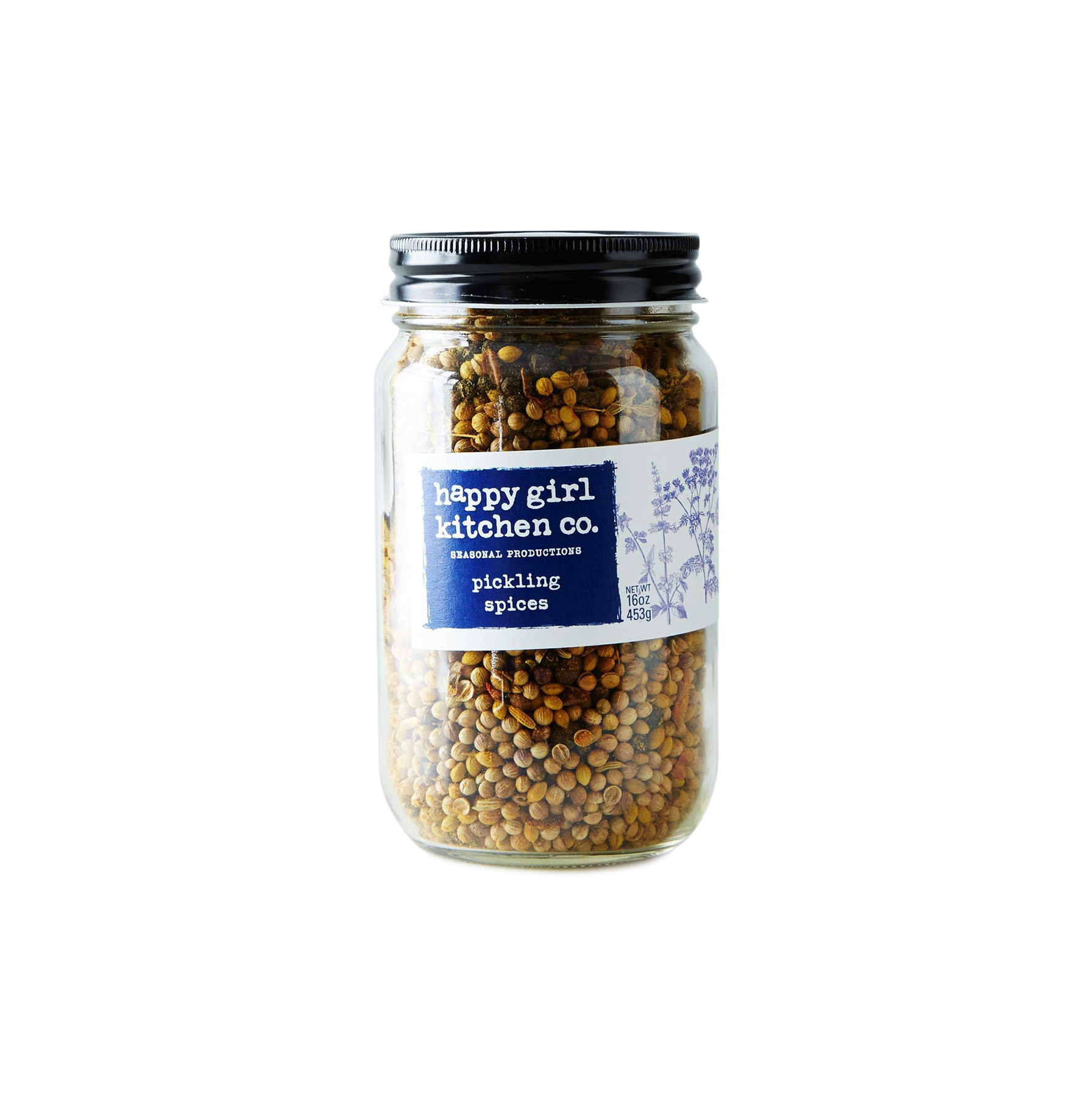 Happy Girl Kitchen Co Pickling Spices