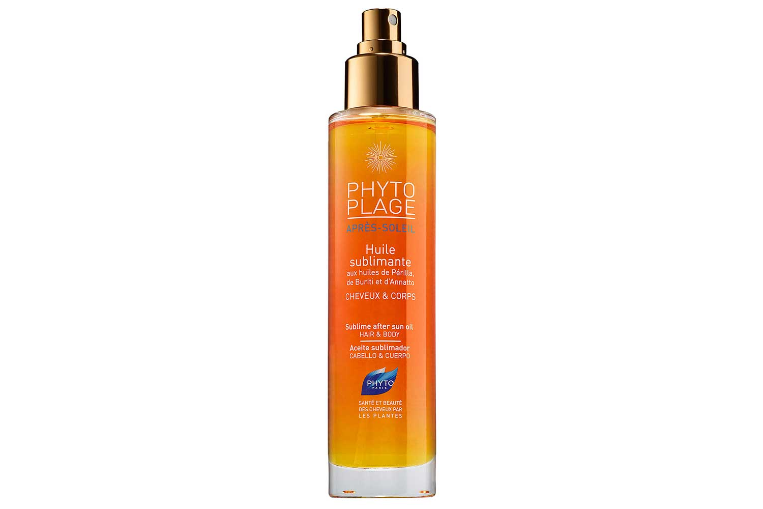 Phyto Phytoplage Sublime After Sun Hair and Body Oil