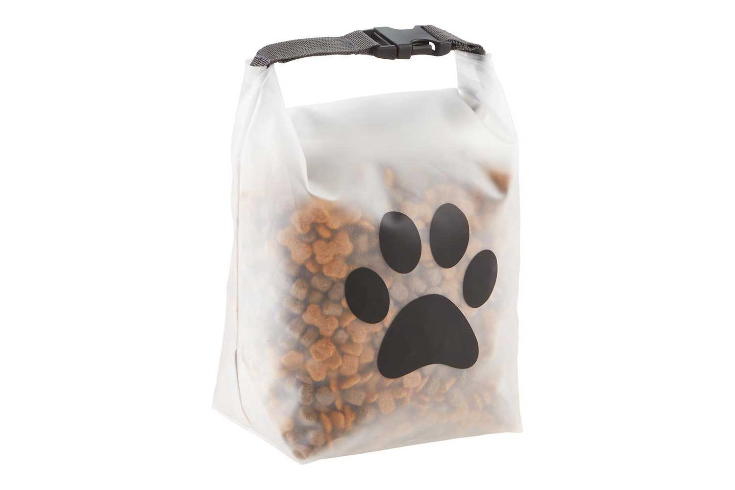 Reusable Pet Food Storage Bag