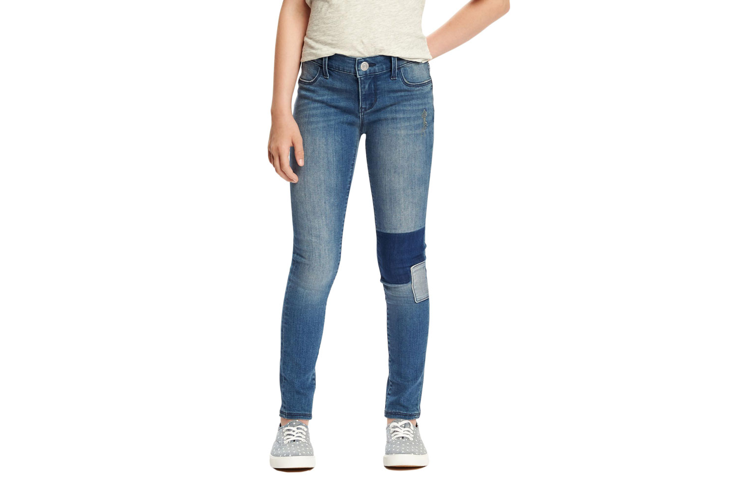 Old Navy Patch Jeggings For Girls