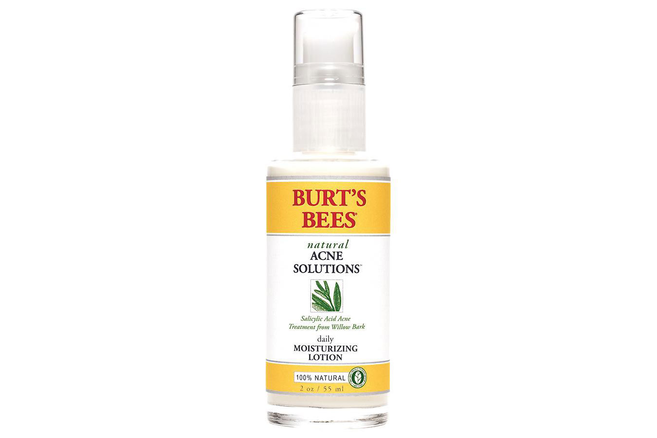 Burt's Bees Natural Acne Solutions Daily Moisturizing Lotion