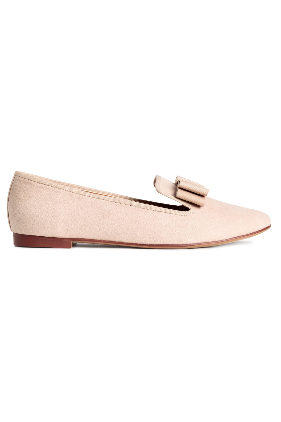 H&M Loafers With Bow