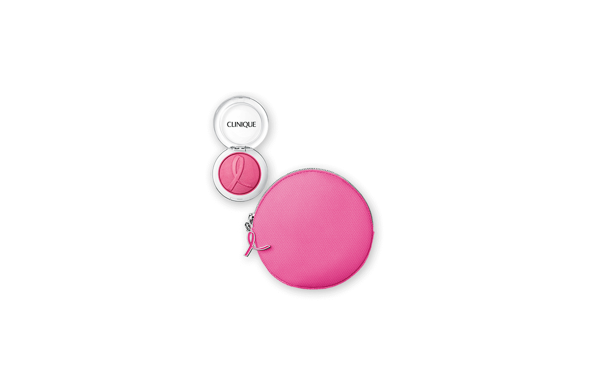 Clinique Pink With a Purpose Cheek Pop