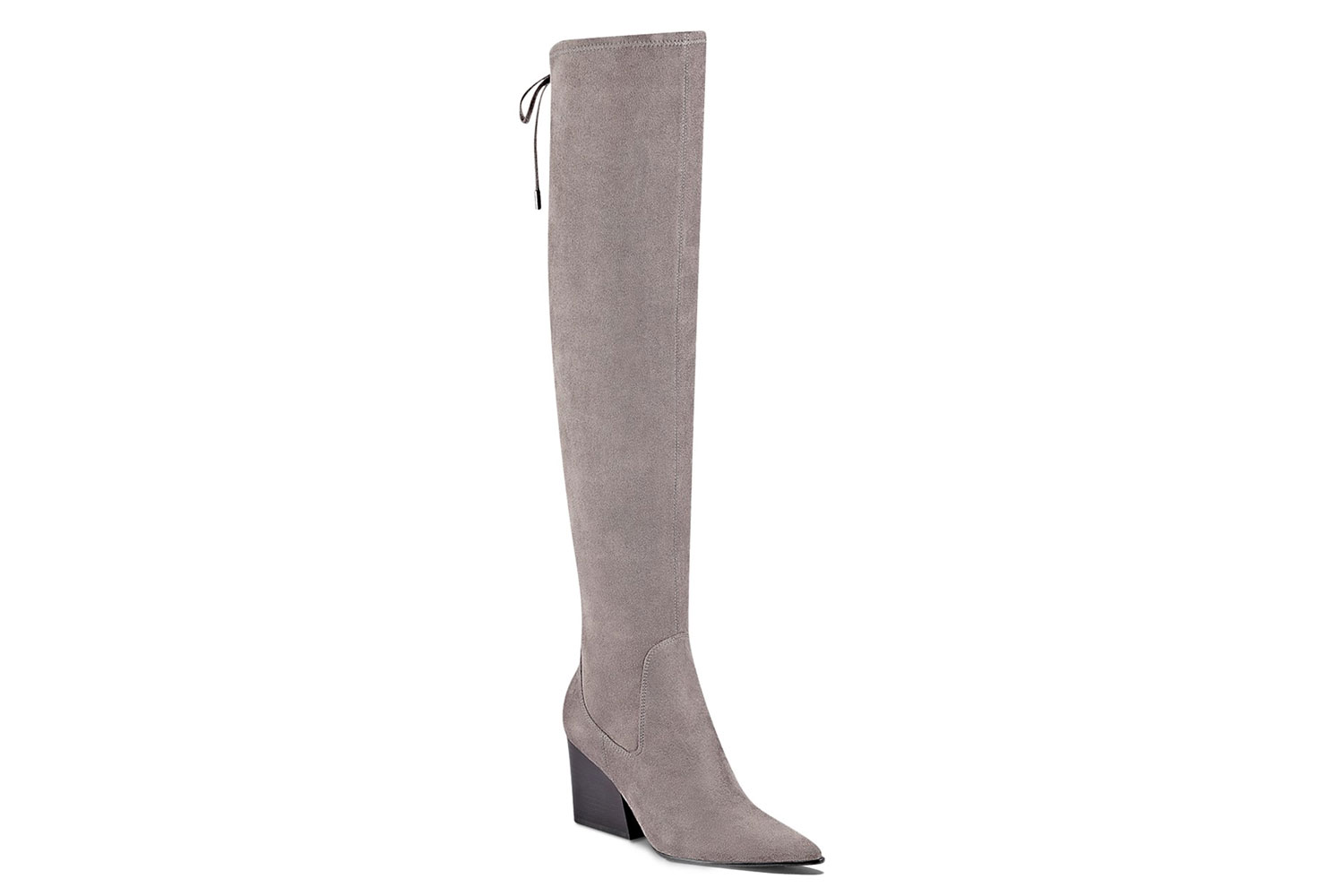 Kendall and Kylie Fedra Over the Knee Boots