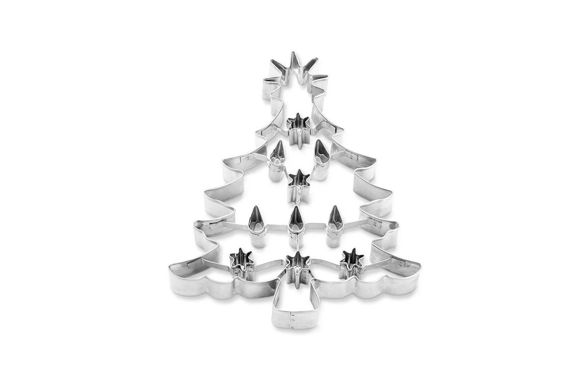 Williams-Sonoma Giant Tree Cookie Cutter with Cutouts