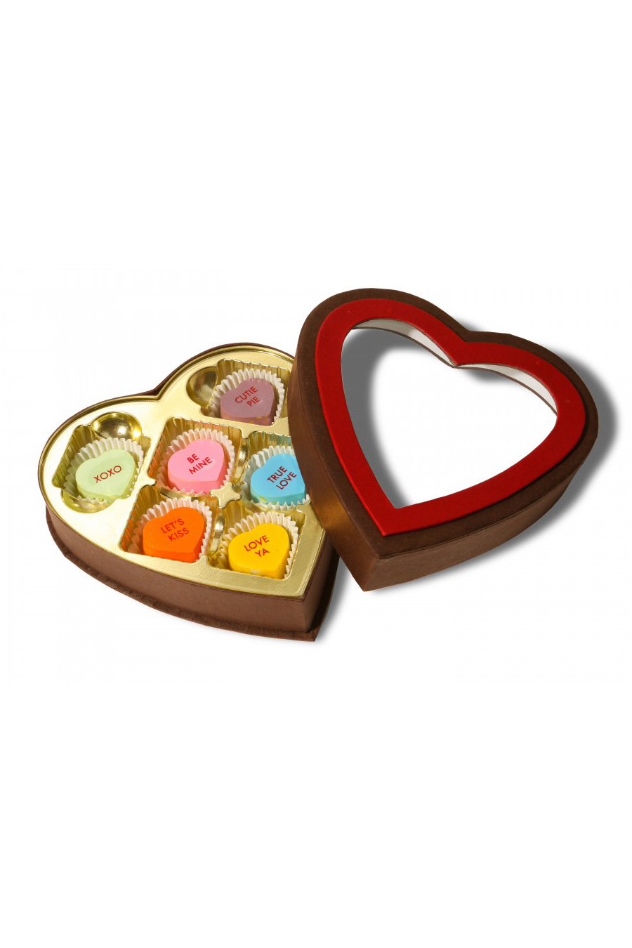 Cacao & Cardamom Valentine's Collection Petite Heart
