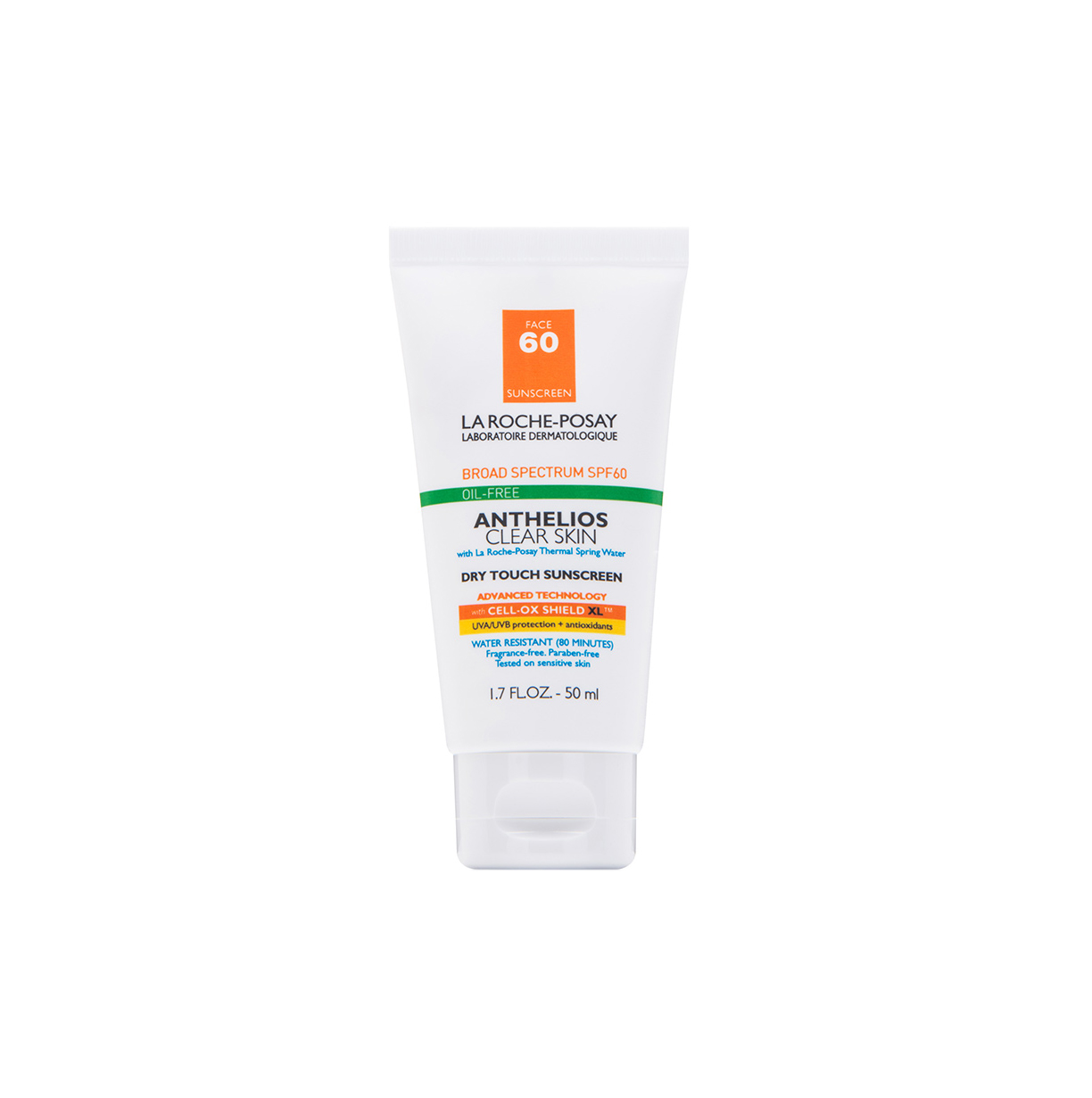 La Roche-Posay Anthelios 60 ClearSkin Dry Touch Sunscreen