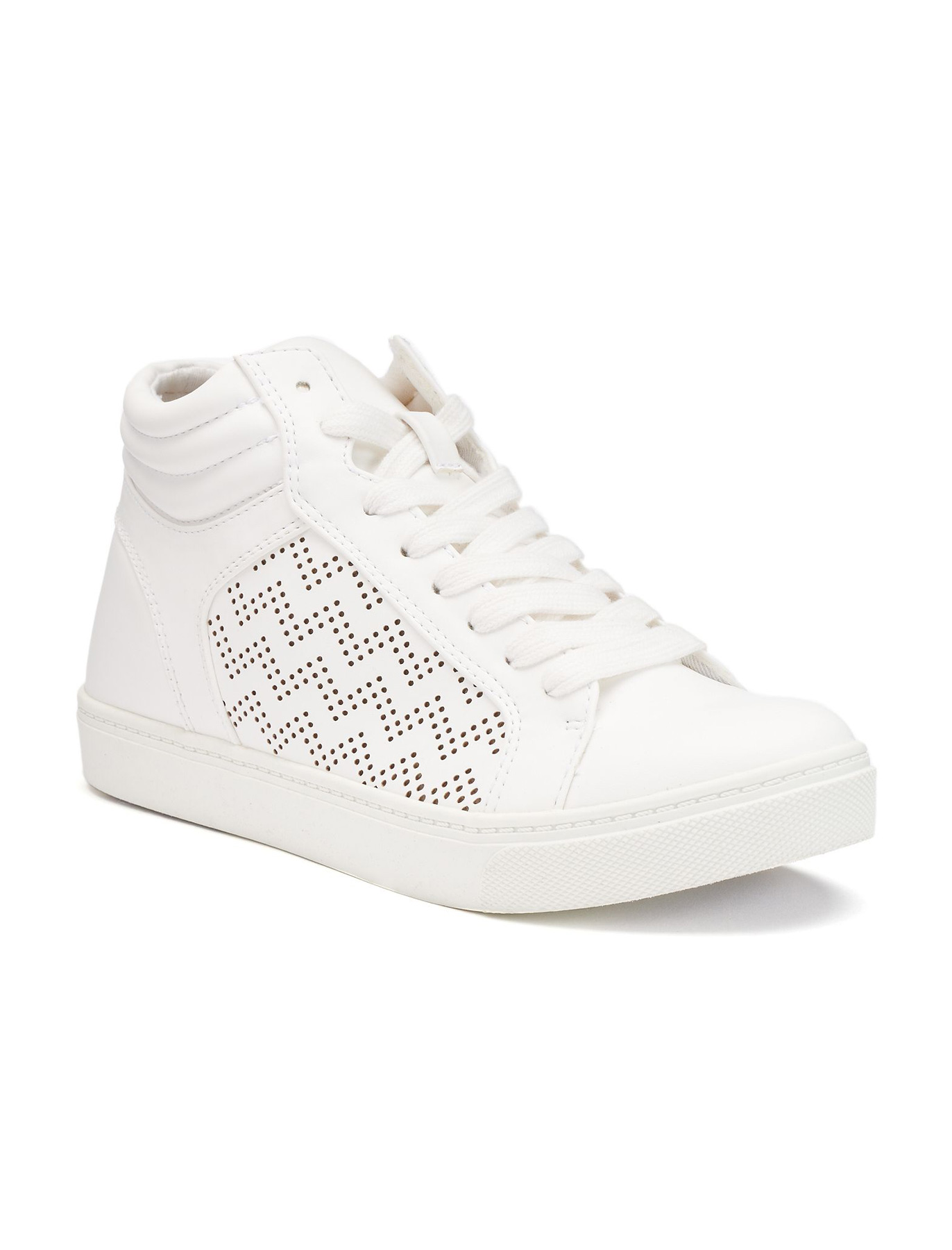 SO for Kohl's Women's Perforated High-Top Sneakers