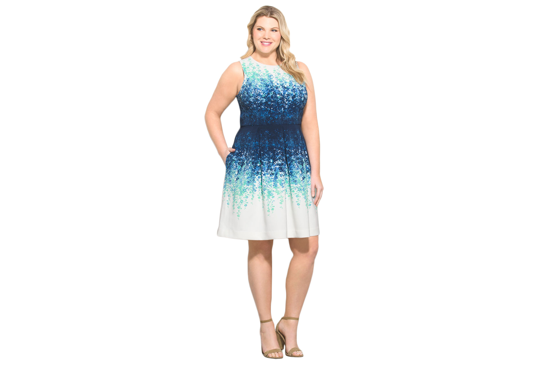 7 Pretty Plus-Size Dresses for Spring | Real Simple | Real ...