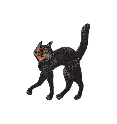 The Best Vintage Halloween Decorations Real Simple