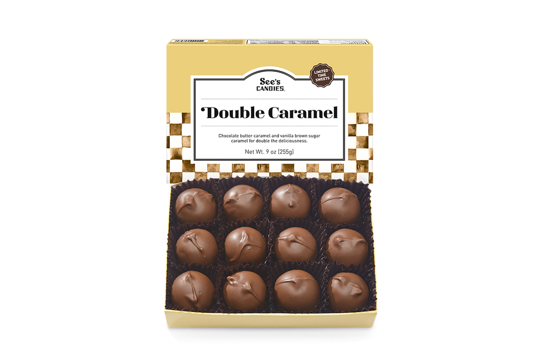 See's Candies Double Caramel