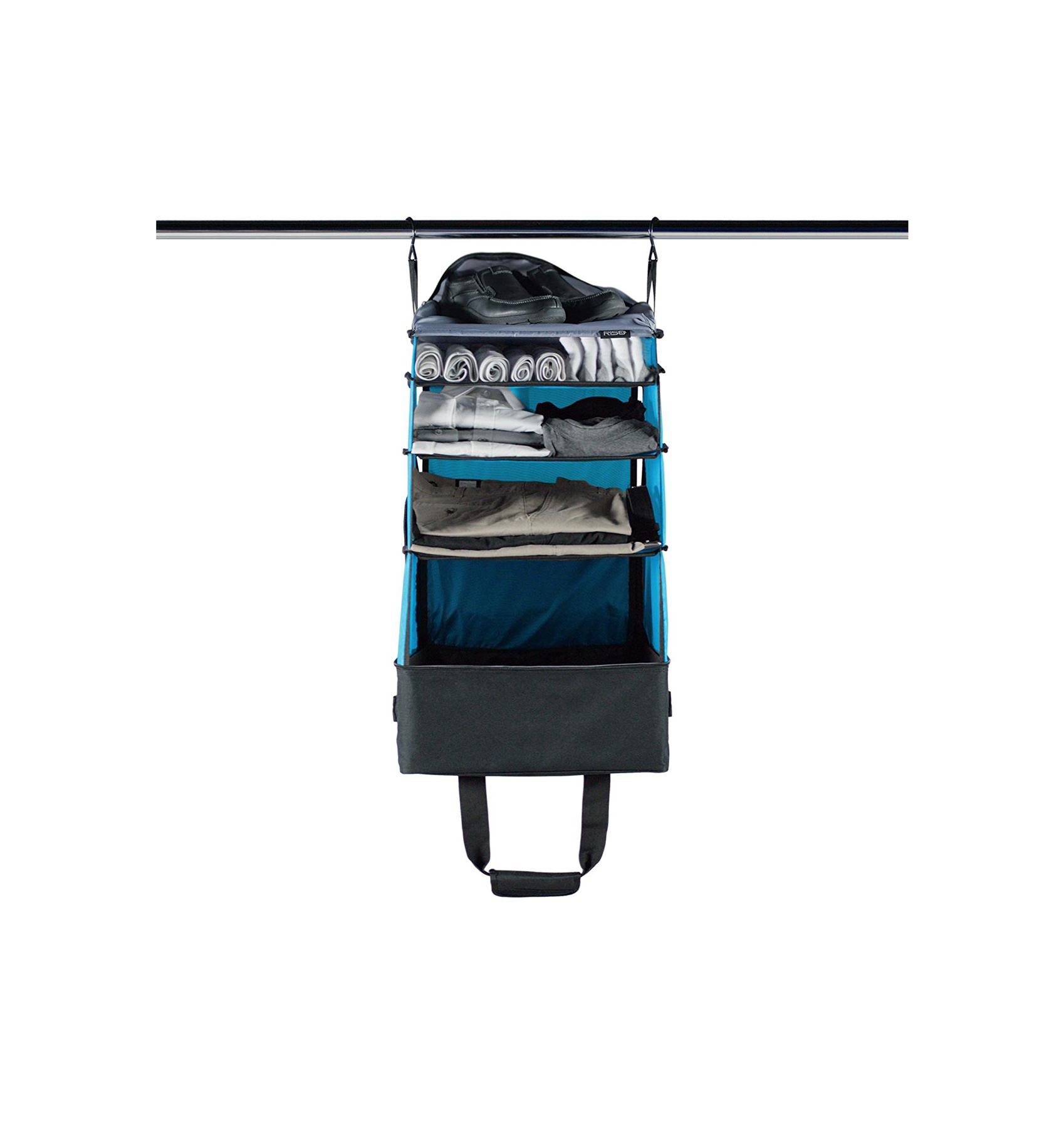 Portable Shelving Luggage, Rise Gear Jumper