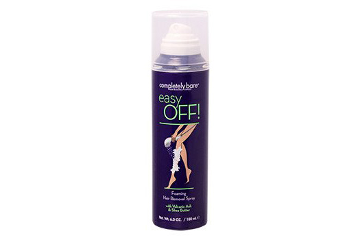 Easy Off! Foaming Hair Removal Spray