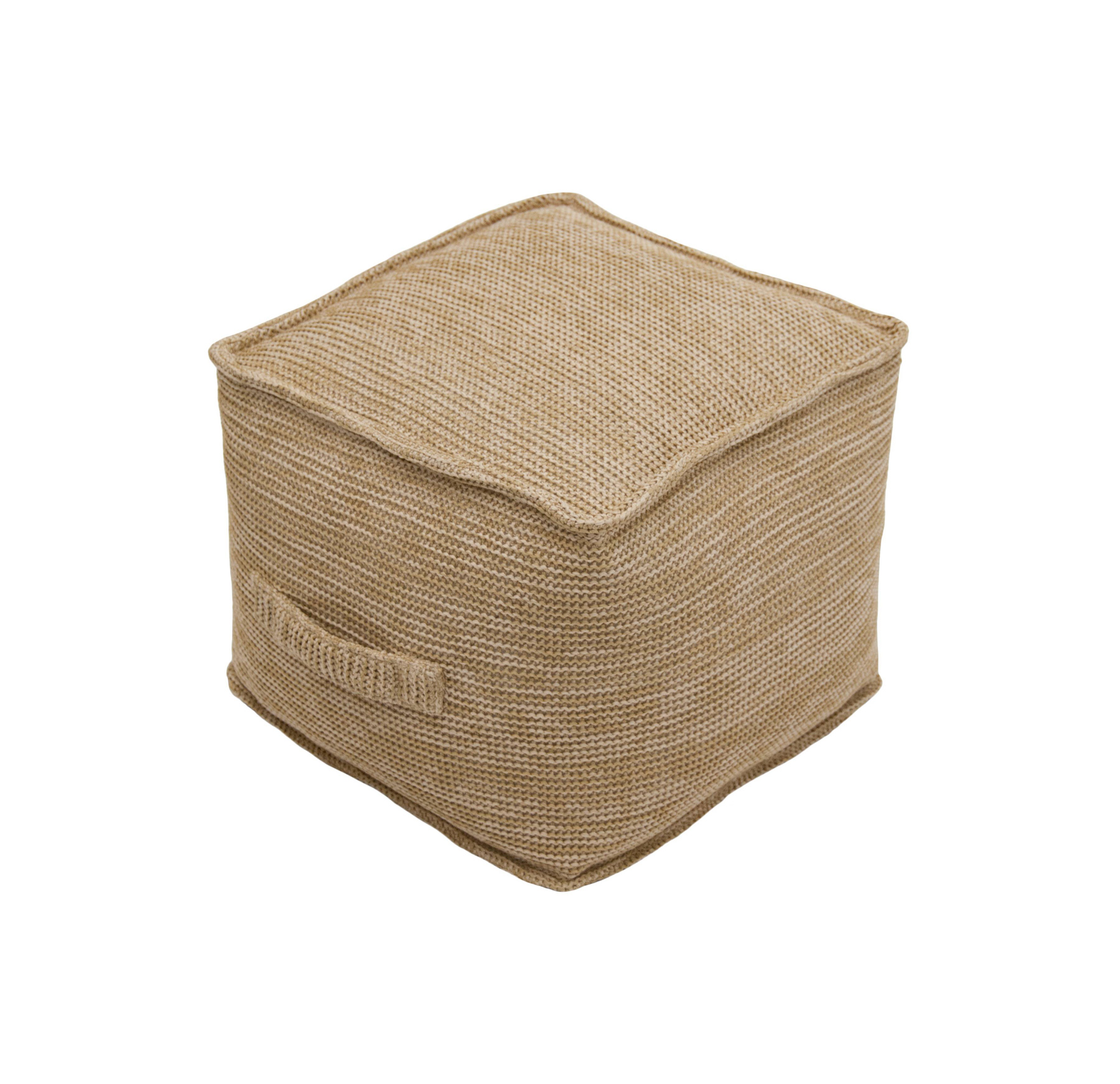 Outdoor Fabric Pouf