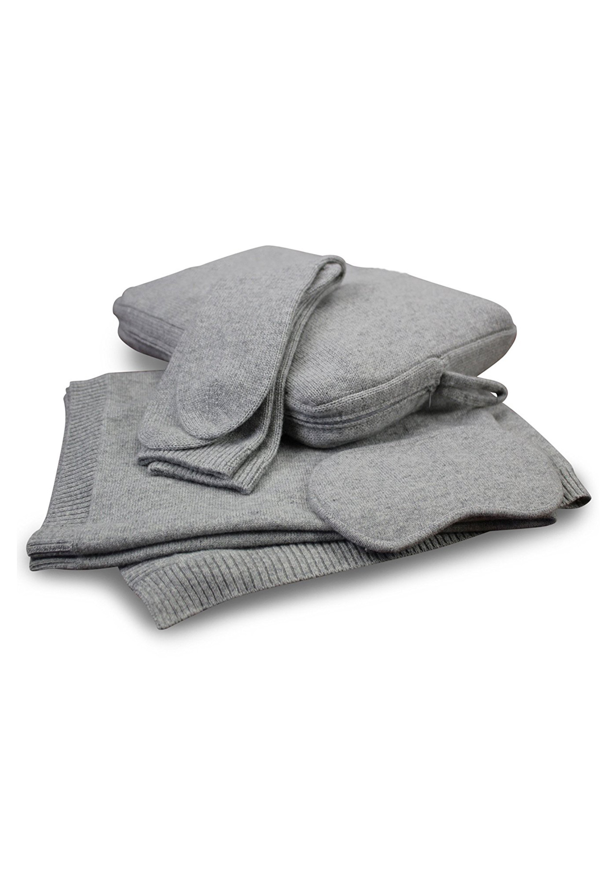 Jet&Bo 100% Cashmere Travel Set