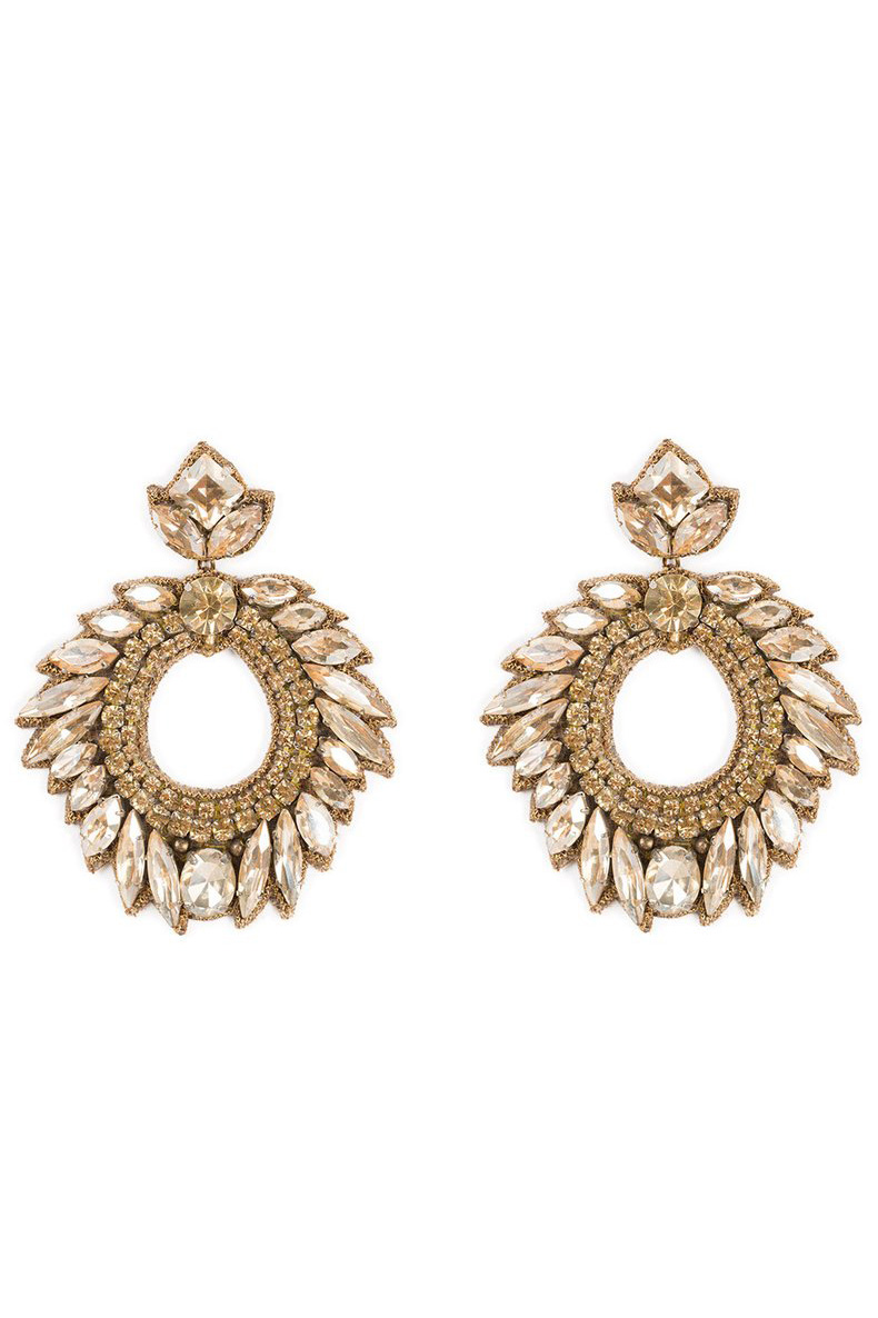 Deepa by Deepa Gurnani Chantel Earrings