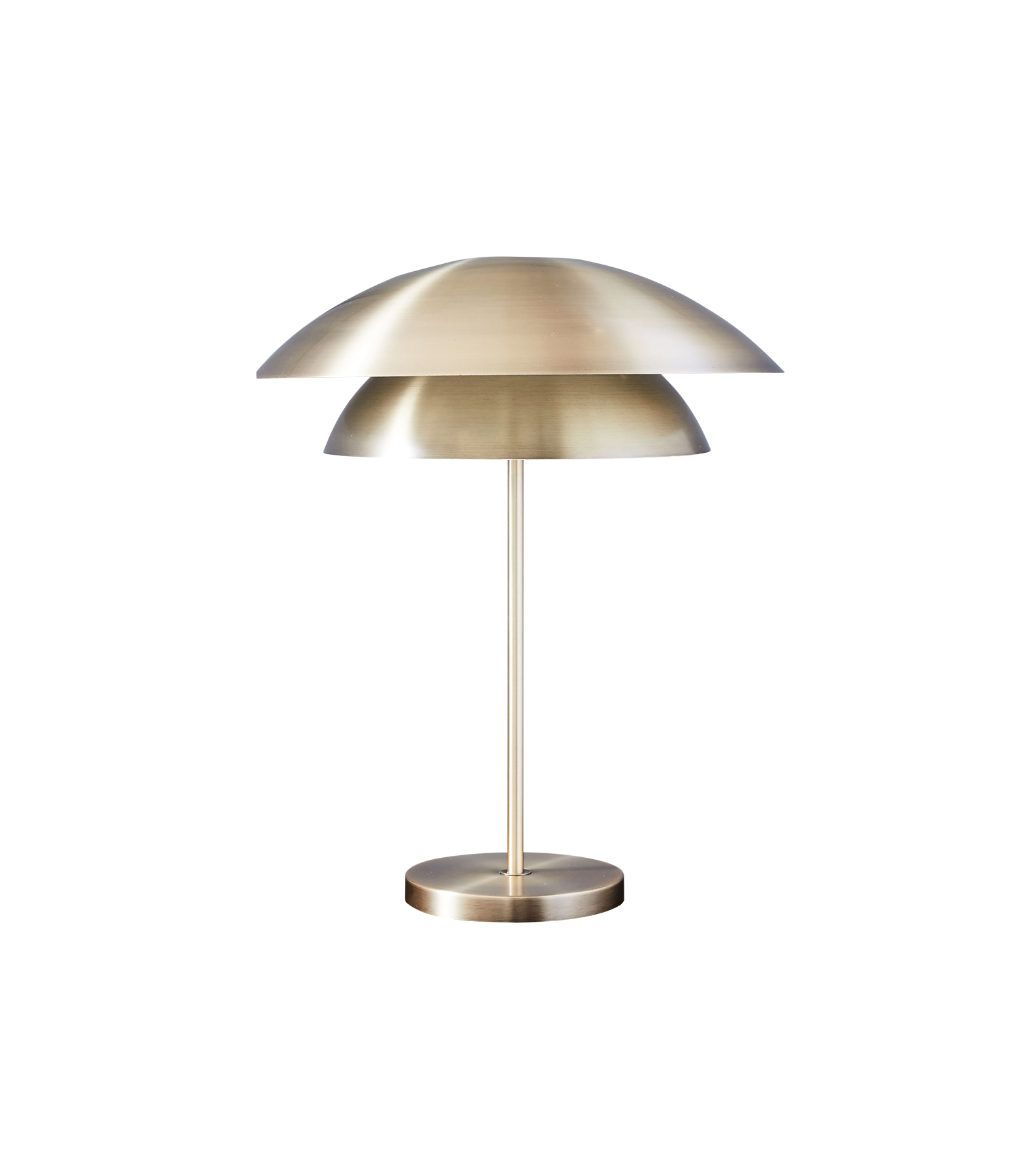 Tiered-Shade Table Lamp