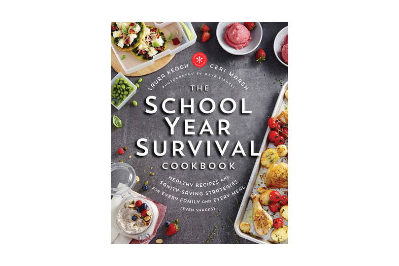 The School Year Survival Cookbook by Laura Keogh