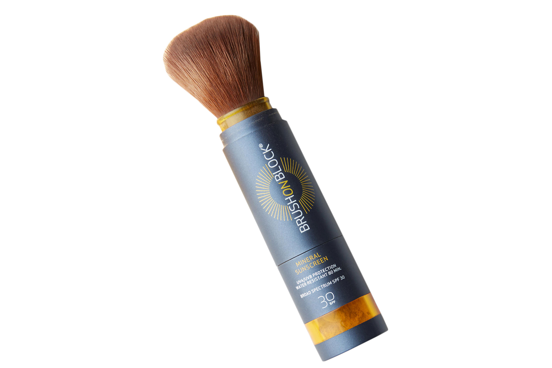 Brush On Block Tinted Mineral Sunscreen SPF 30