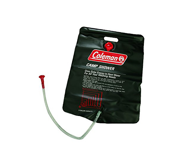 Coleman 5-Gallon Solar Shower