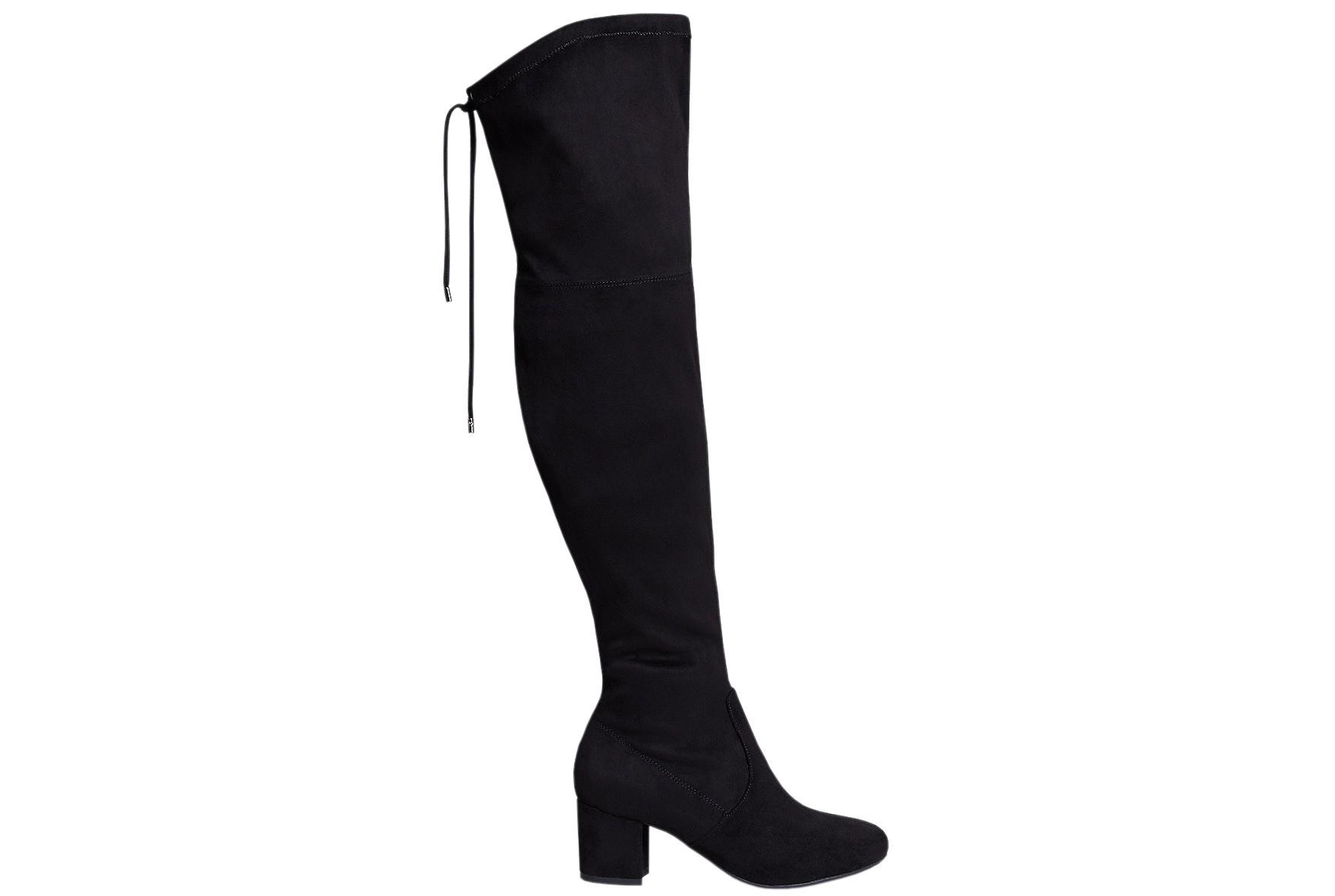 Lane Bryant Faux Suede Over-The-Knee Boot