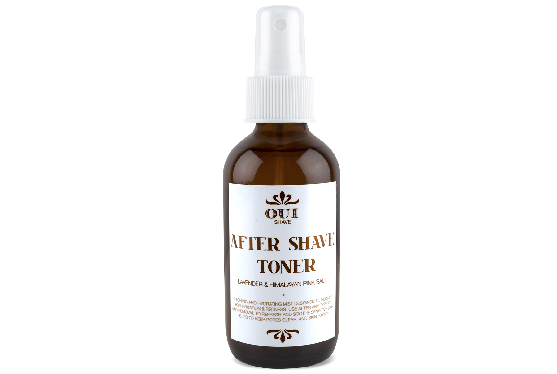 Oui Shave Himalayan Sea Salt & Lavender After Shave Toner