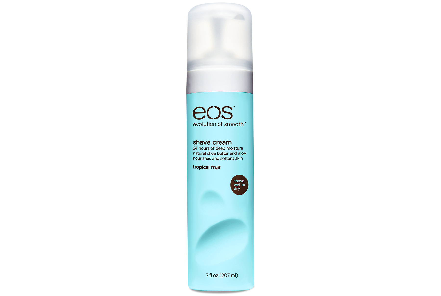 EOS Shave Cream in Tropical Fruit