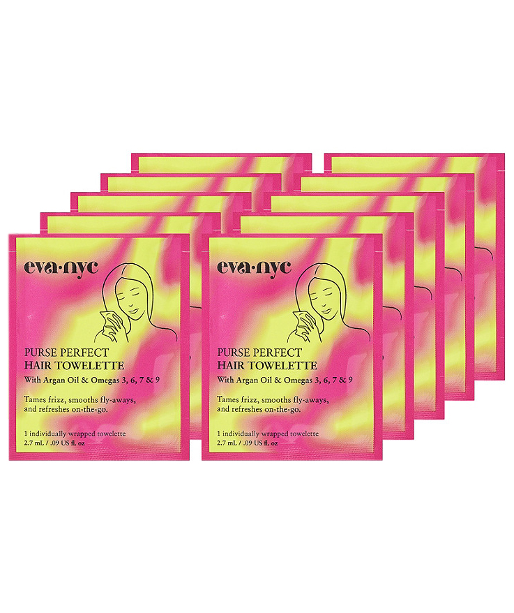 Purse Perfect Hair Towelettes