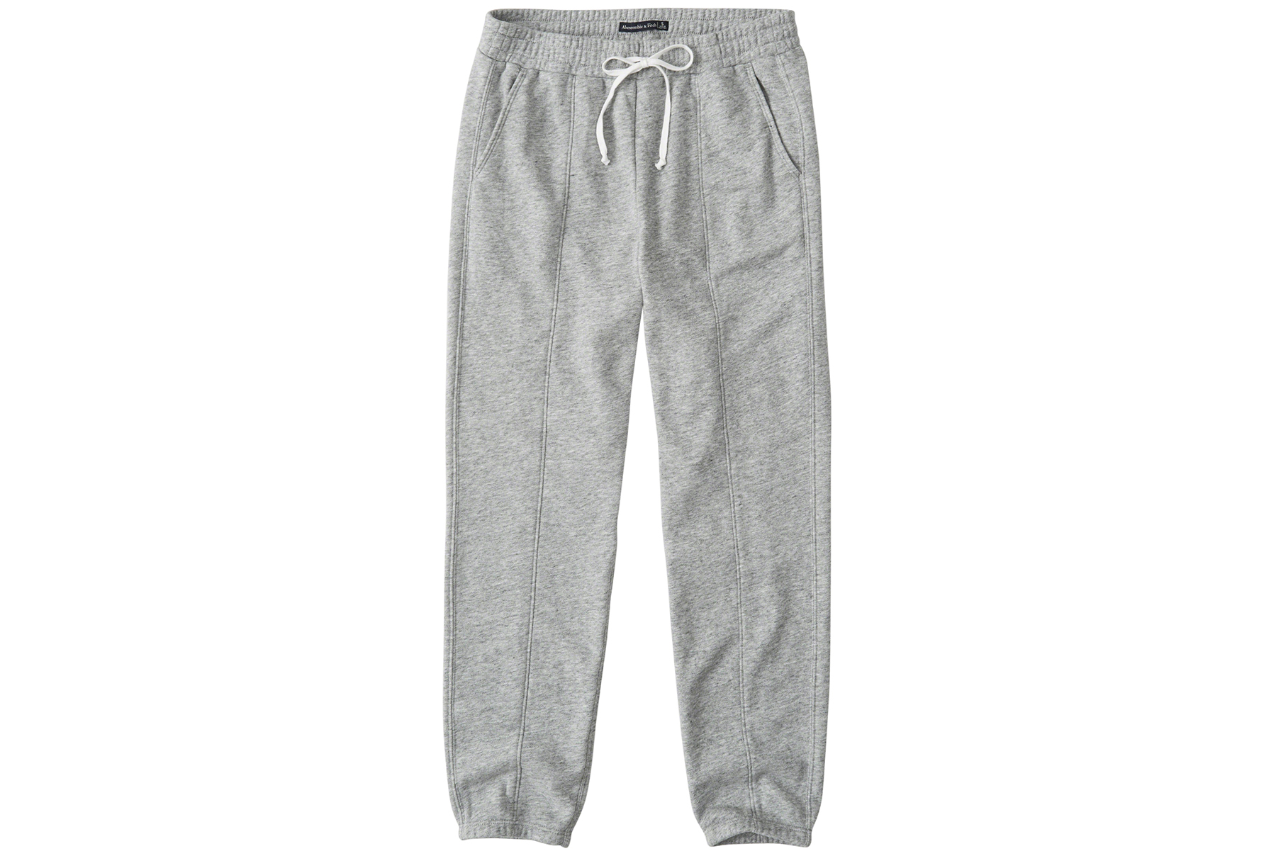 Abercrombie & Fitch High-Rise Trouser Sweatpants