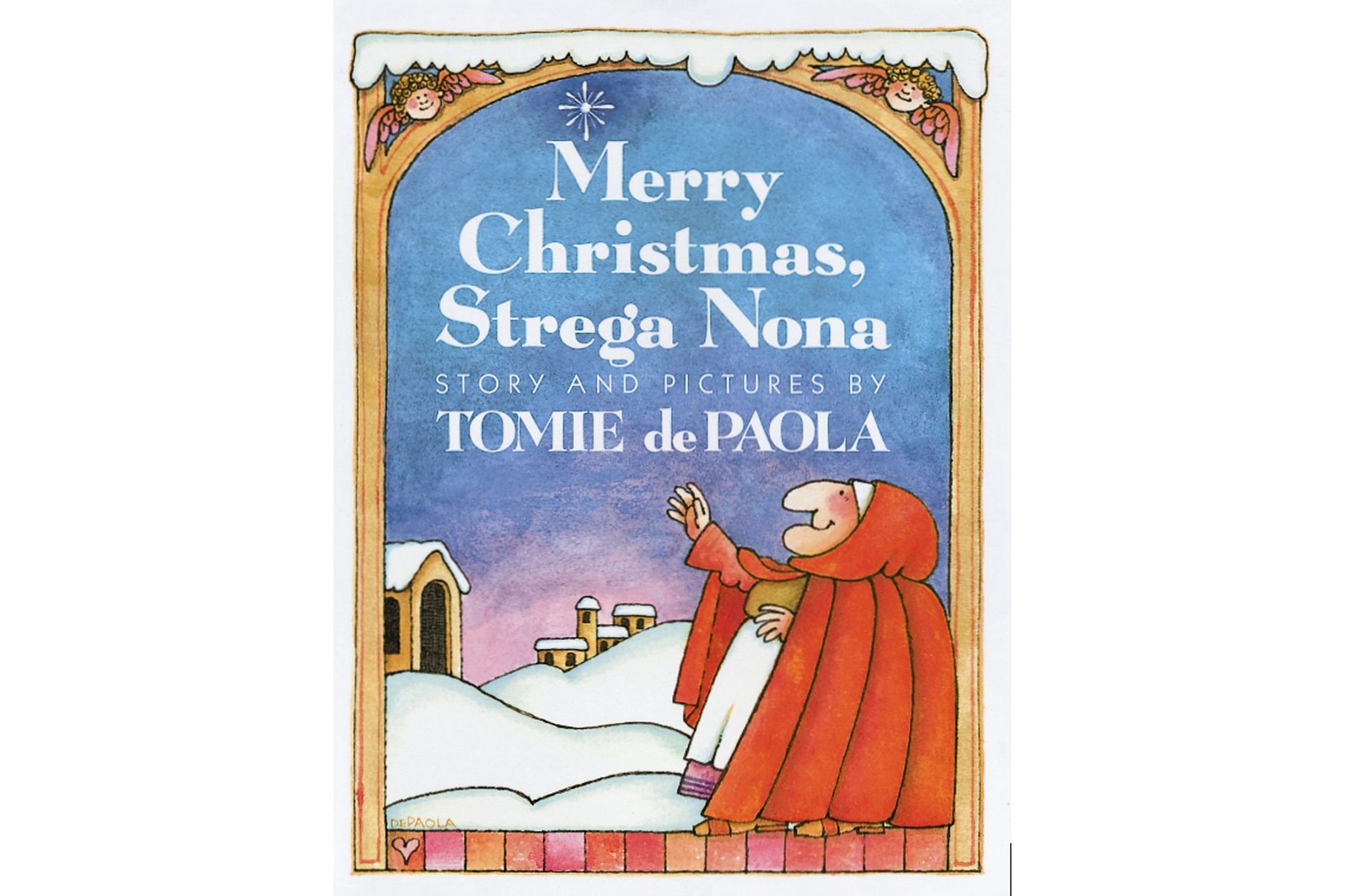 Merry Christmas, Strega Nona, by Tomie dePaola