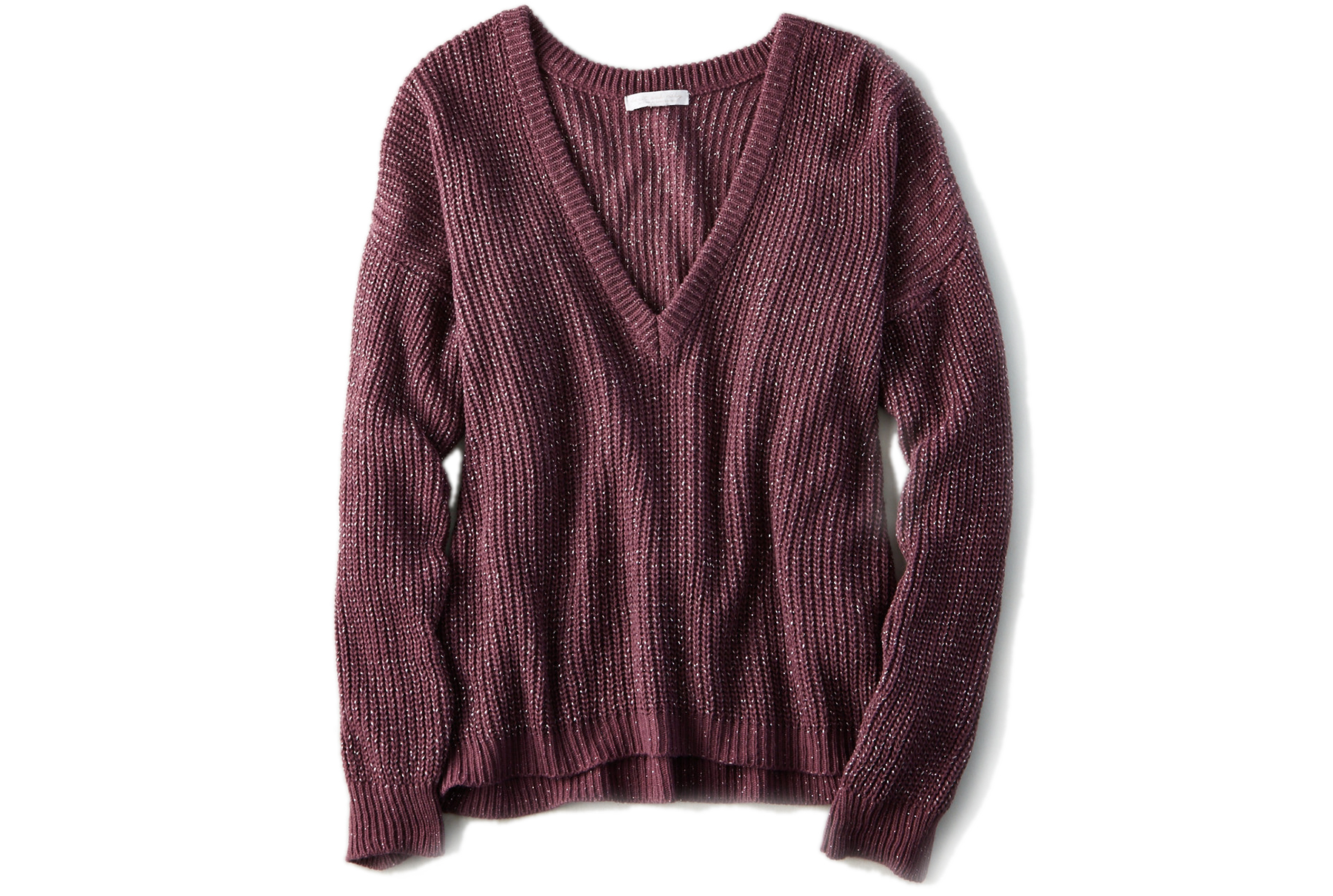 American Eagle Outfitters Don't Ask Why Sparkle Sweater