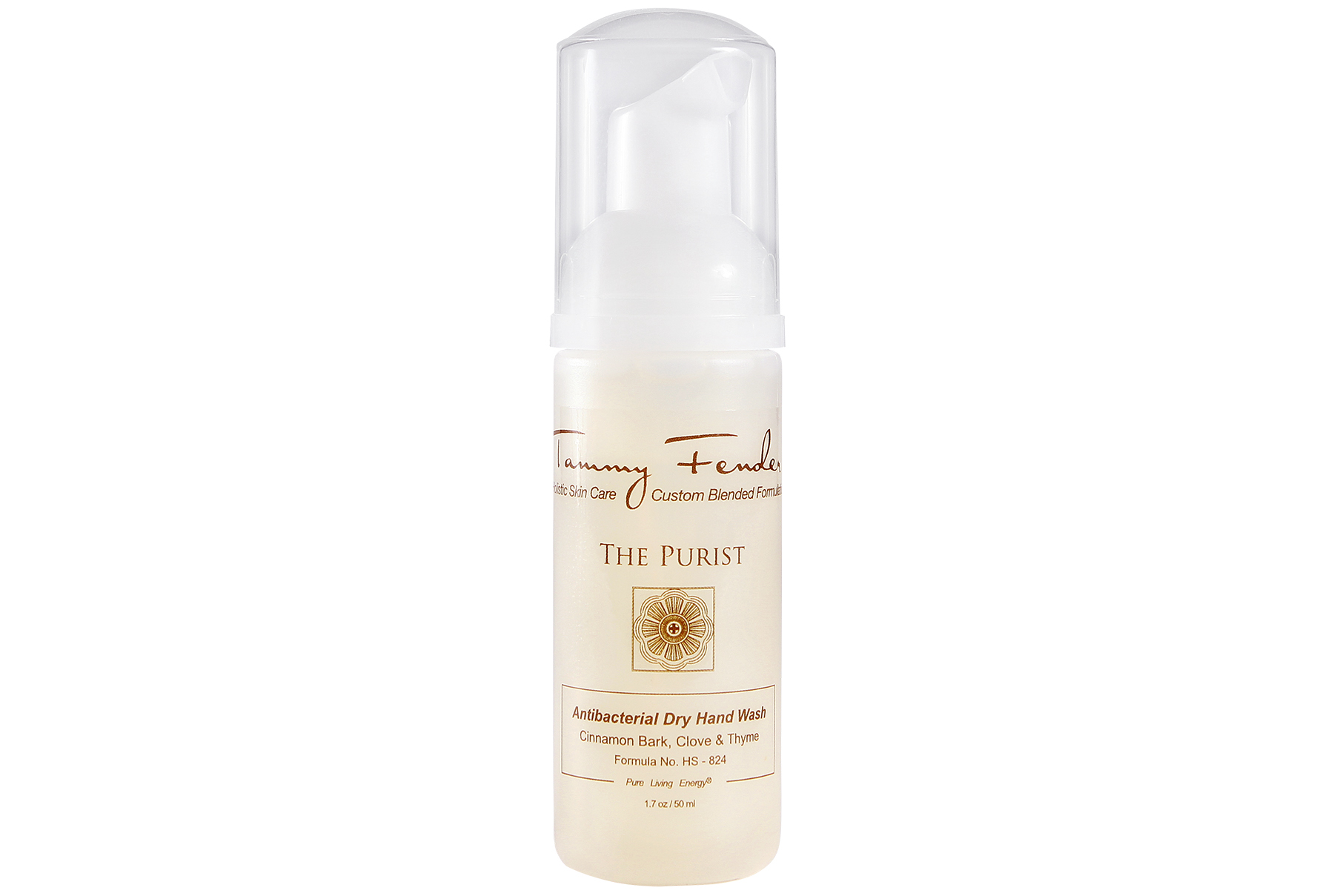 Tammy Fender The Purist Antibacterial Dry Hand Wash