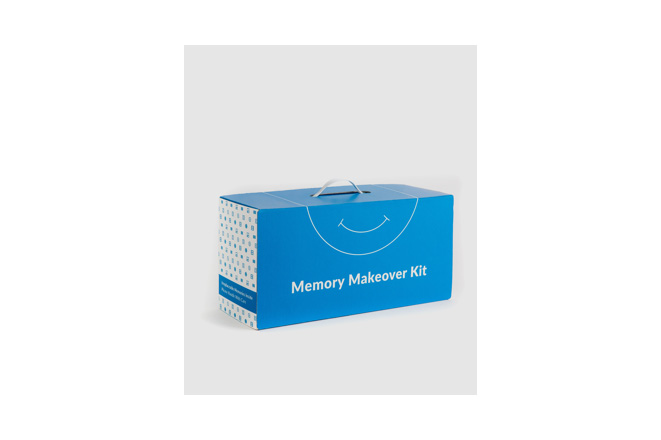 Memory Makeover Kit from Legacy Republic