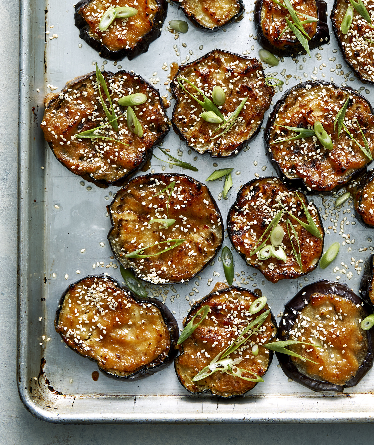 Clone of Roasted Eggplant With Miso and Sesame Seeds (Roasting Recipes)