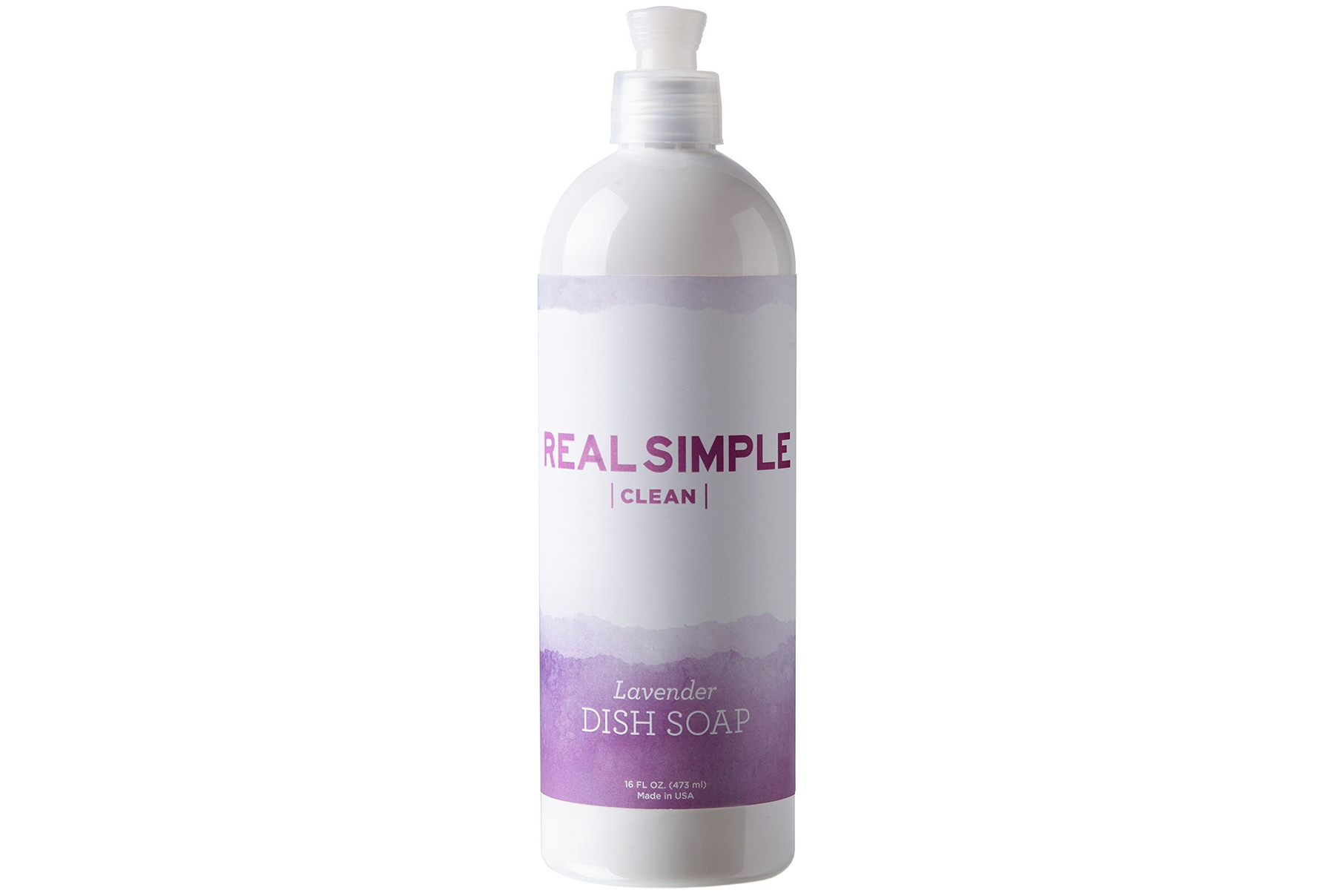 Real Simple Clean Lavender Dish Soap