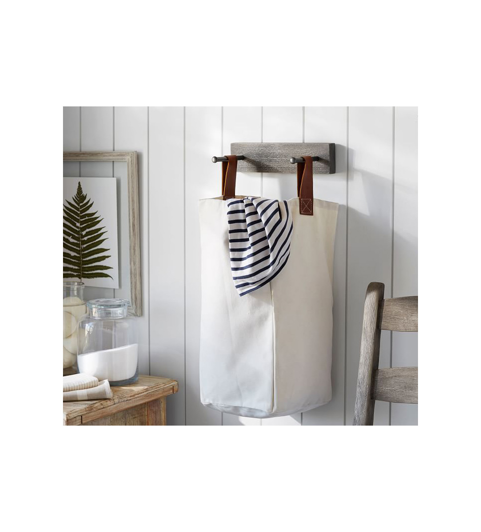 Laundry Bag and Holder