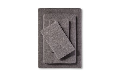Room Essentials Jersey Sheet Set All The Luxe Sheets Our Editors Love