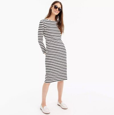 a07b9d42dd950 5 Things to Shop on J. Crew's Made-up Holiday, National Stripes Day ...