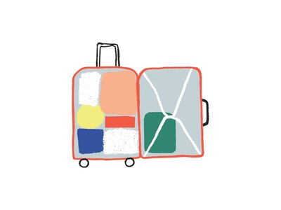 3682d4c78902 How to Pack Everything in a Carry-On Bag (And Skip the Baggage Claim ...