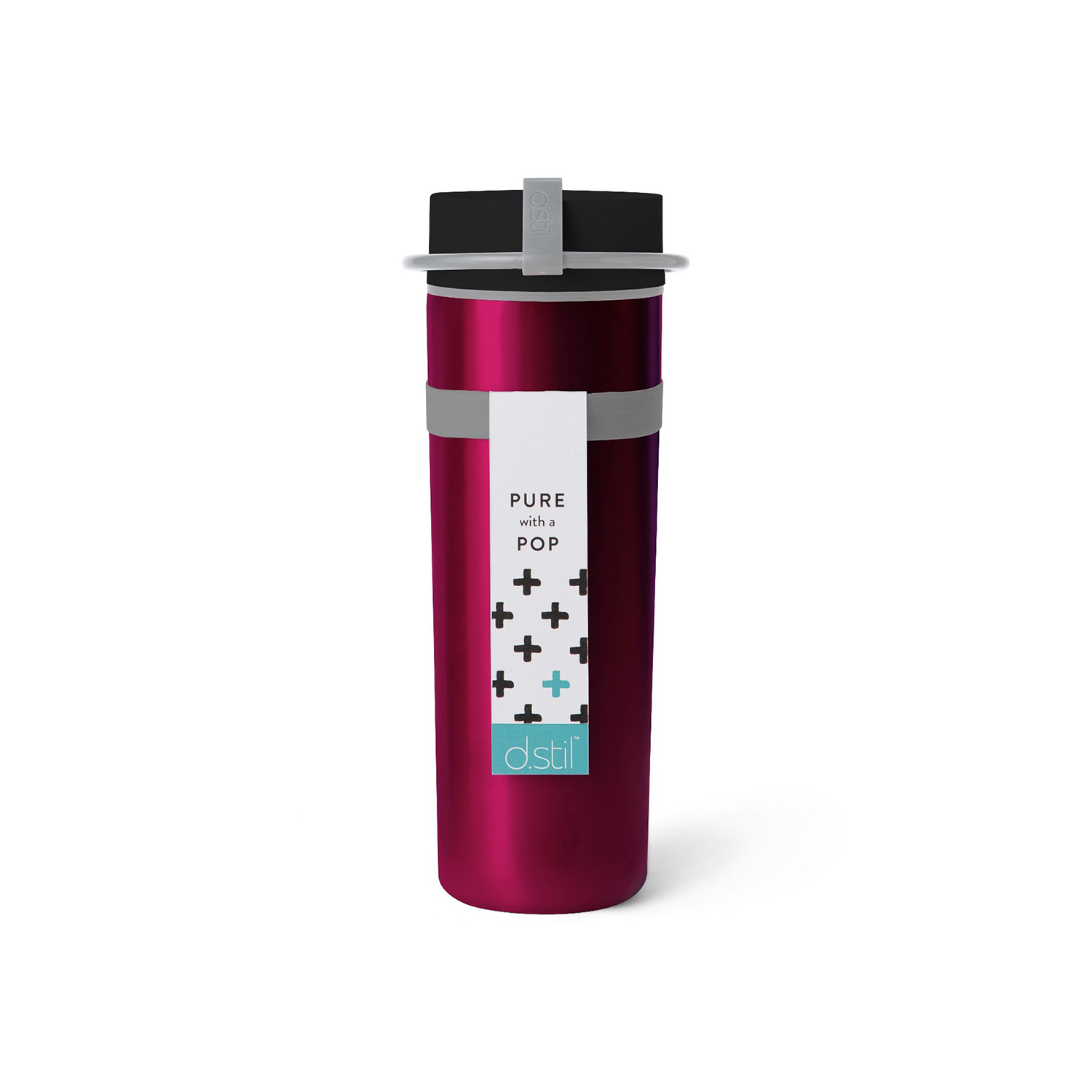 d.stil 16-ounce Stainless Steel Insulated Tumbler