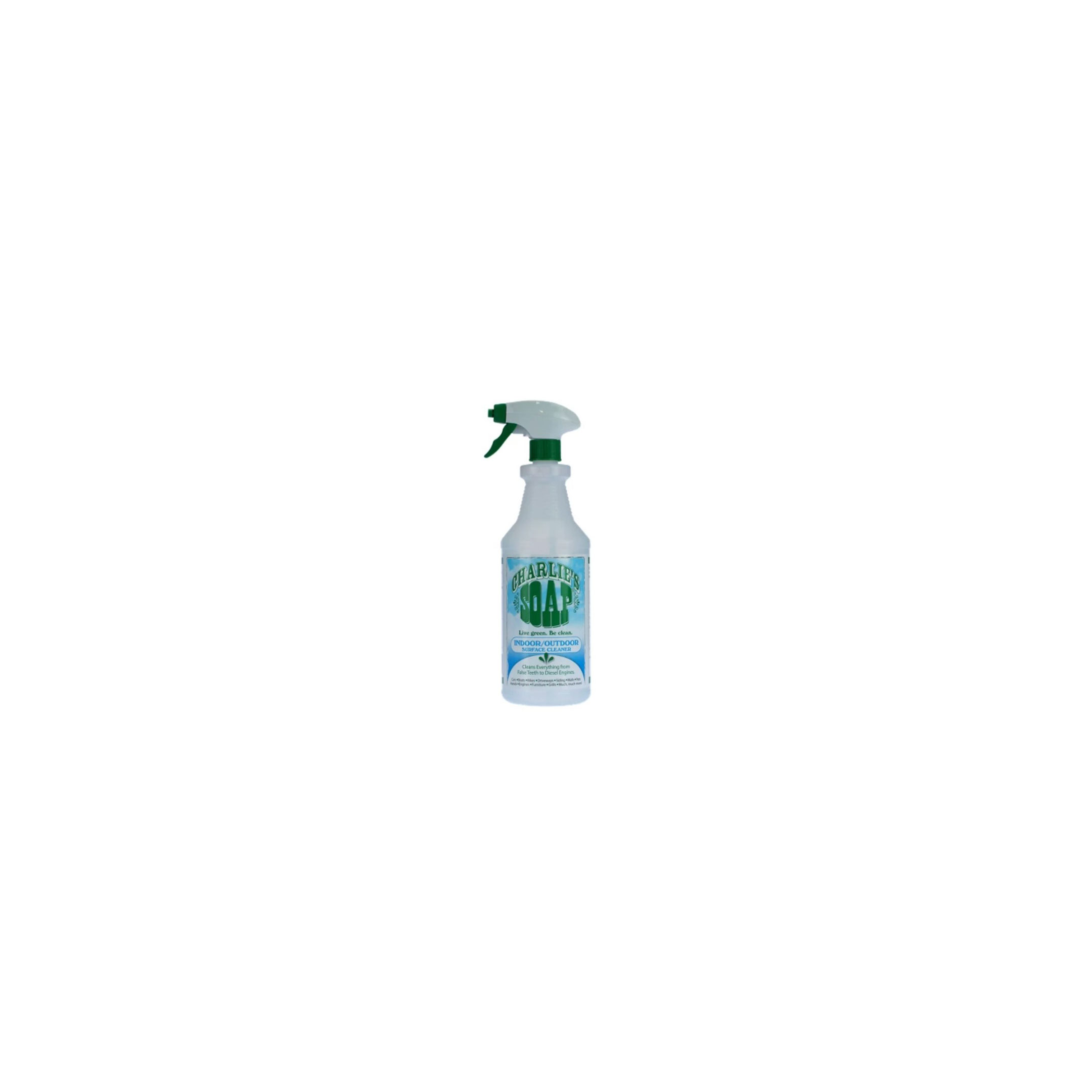 Charlie's Soap Indoor and Outdoor Surface Cleaner