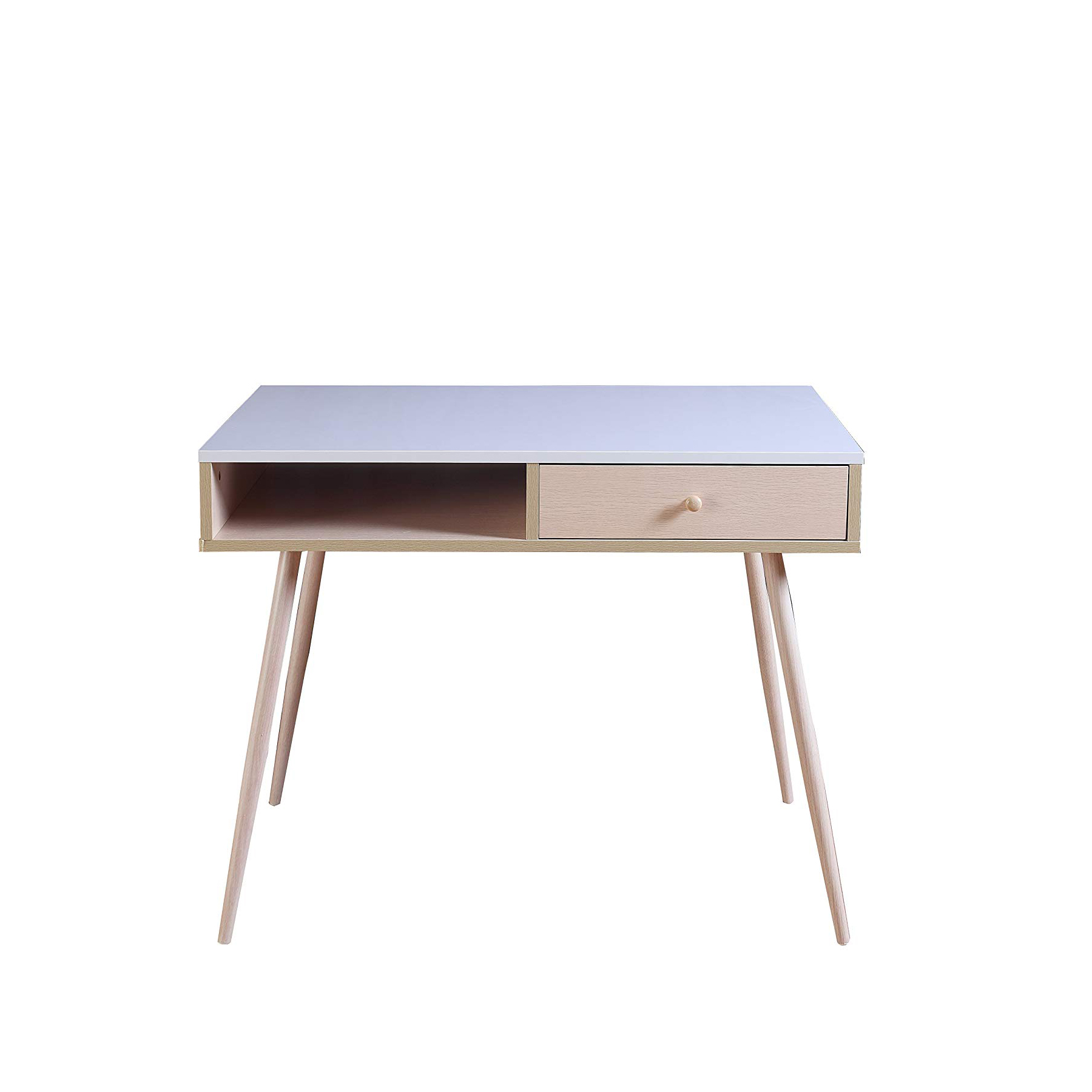 The 7 Best Desks For Small Spaces | Real Simple | Real Simple