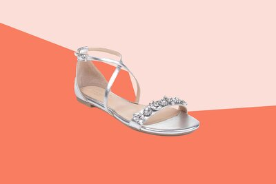 0b1e7045eff 9 Best Wedding Flats That Make Comfortable Bridal Shoes | Real Simple