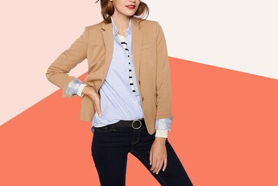 17bd85b044f5 Best Work and Casual Blazers for Women From Amazon | Real Simple