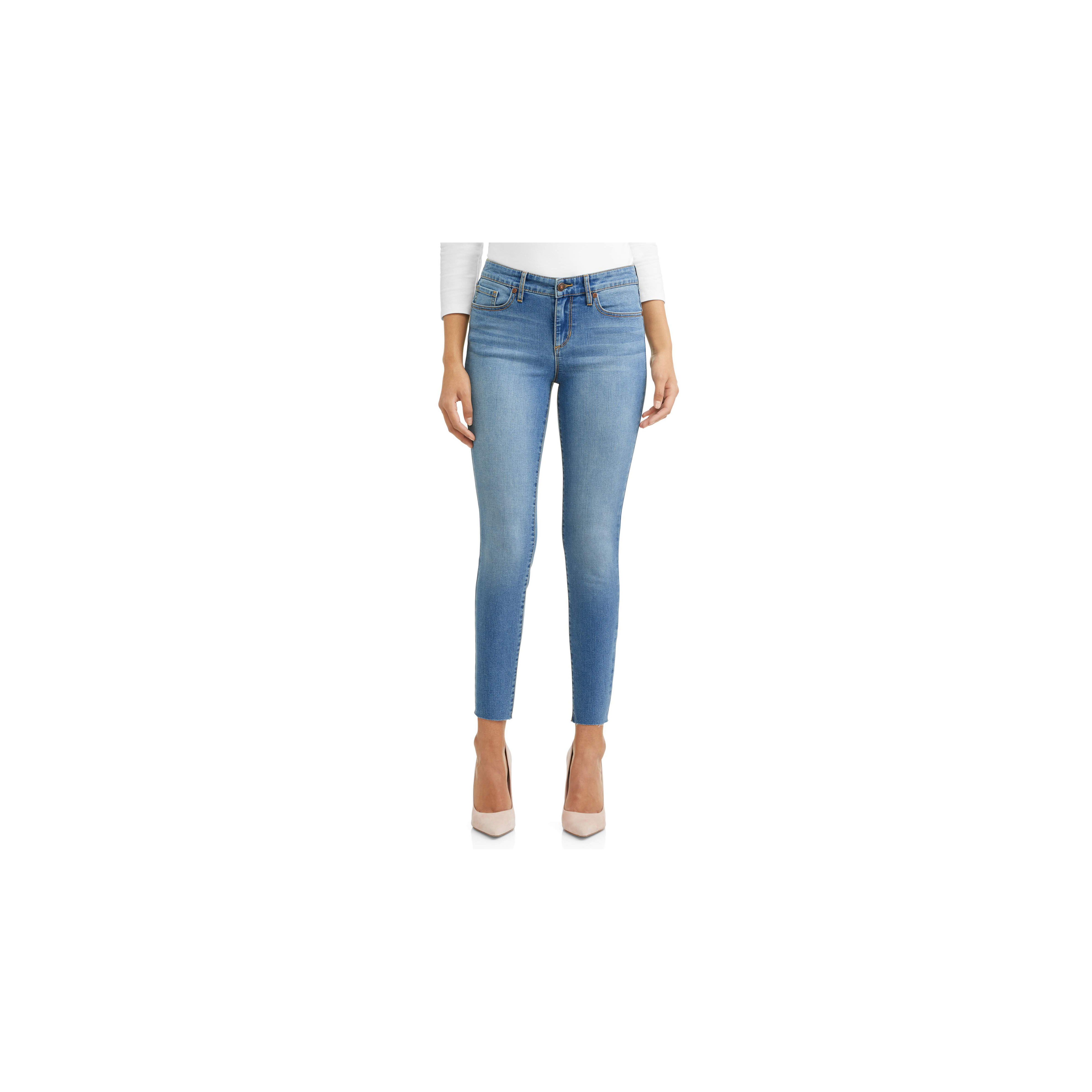 Sofía Jeans Skinny Mid Rise Soft Stretch Ankle Jean