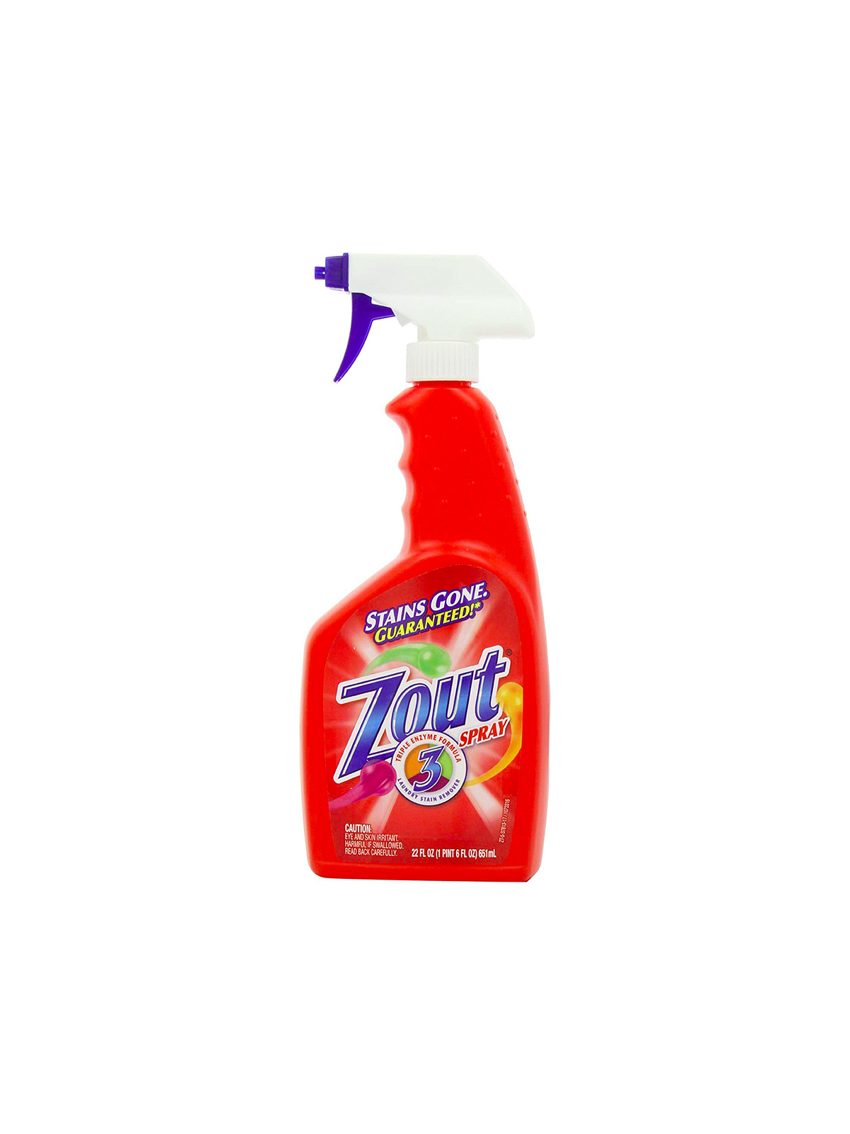 Best Stain Removers, Zout Spray