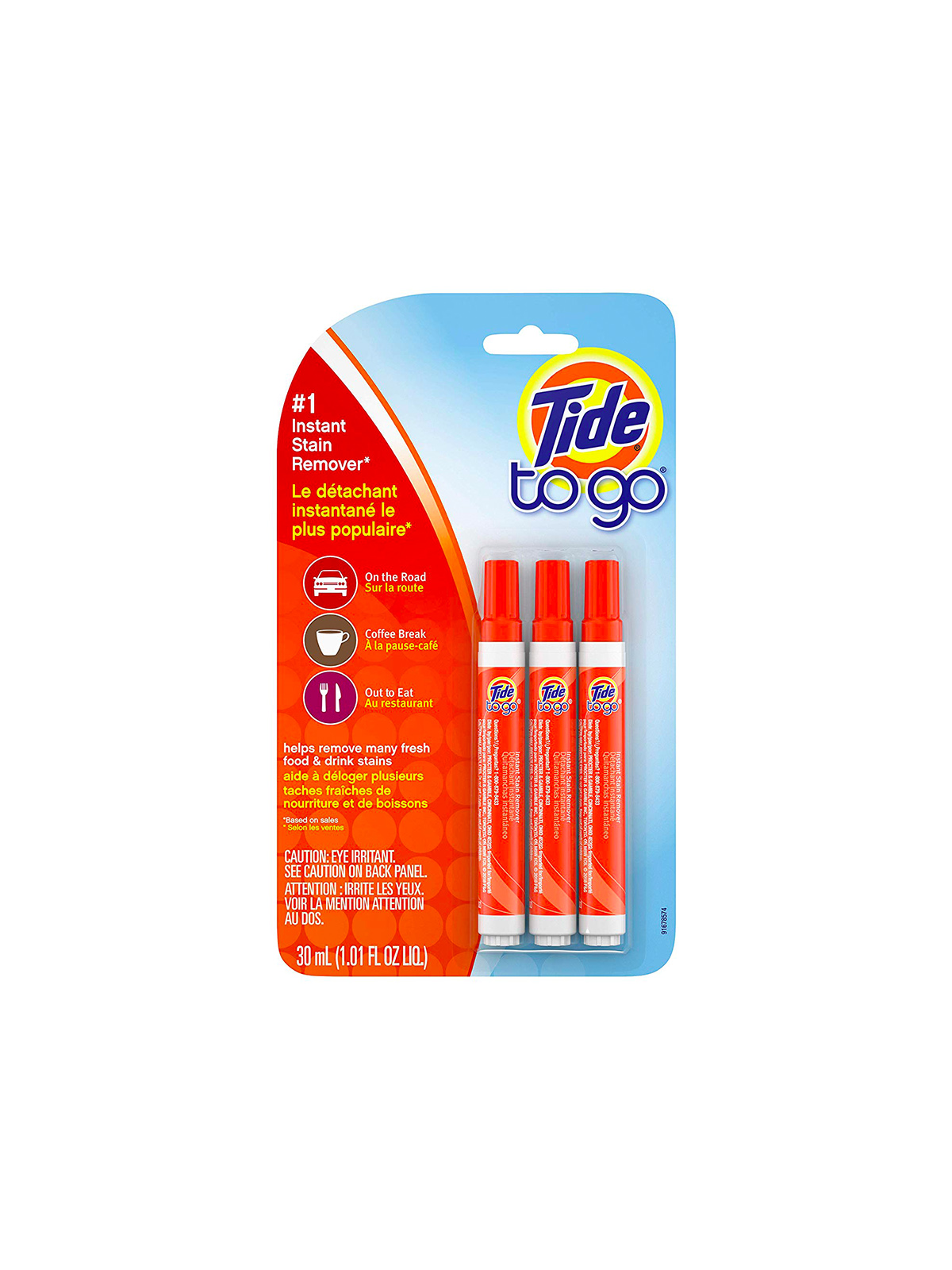 Best Stain Removers, Tide to Go