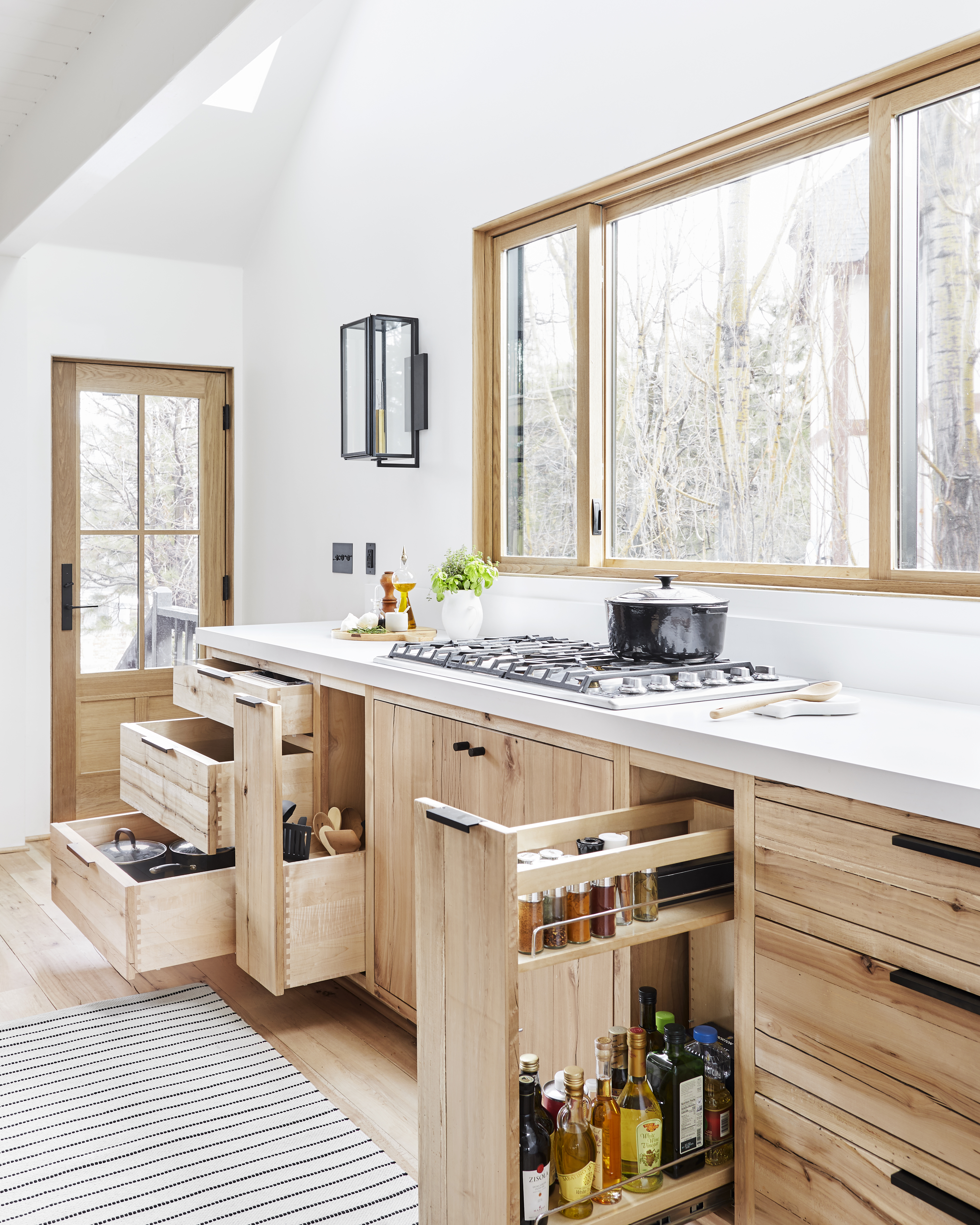Emily Henderson Kitchen Organizers, Pull-Out Drawers
