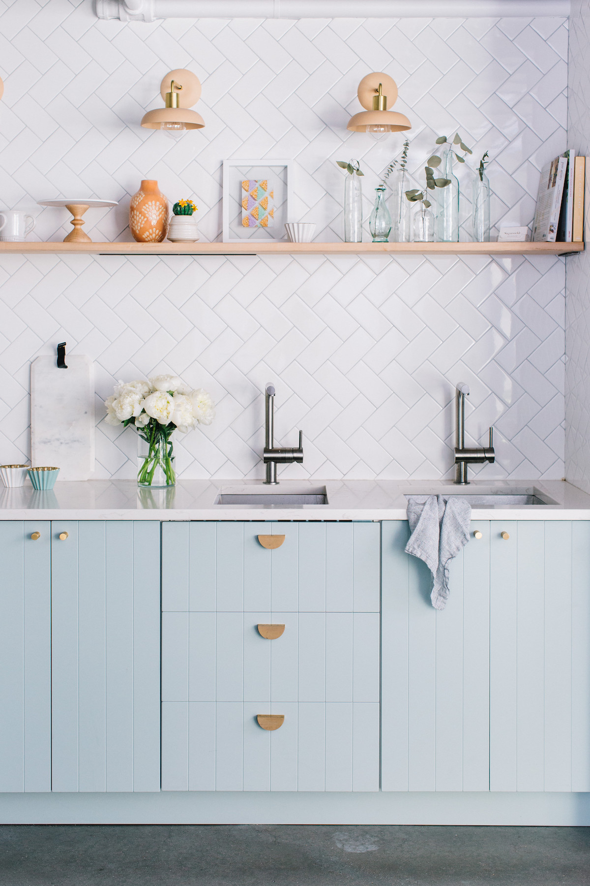 The Easiest Way to Make IKEA Cabinets Look High-End | Real ...