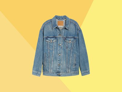 3195b48d39 How to Wear a Jean Jacket With Any Outfit | Real Simple